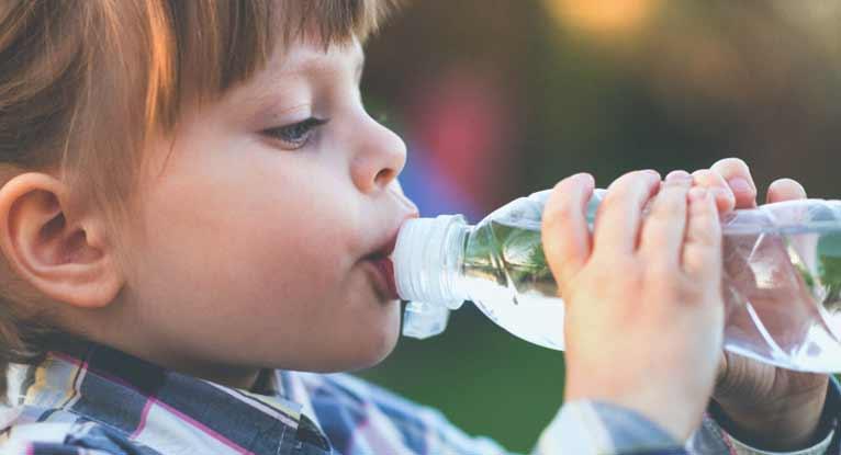 10 ways to treat dehydration in children